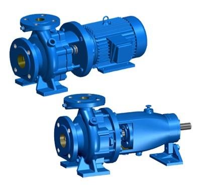 IS、ISZ型系列单级单吸离心泵
