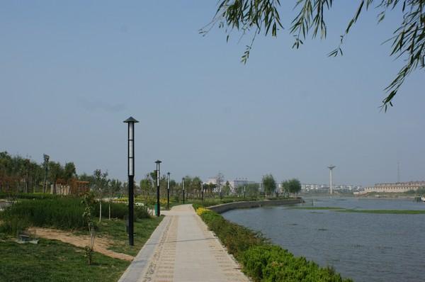 6涡河公园景观带.JPG