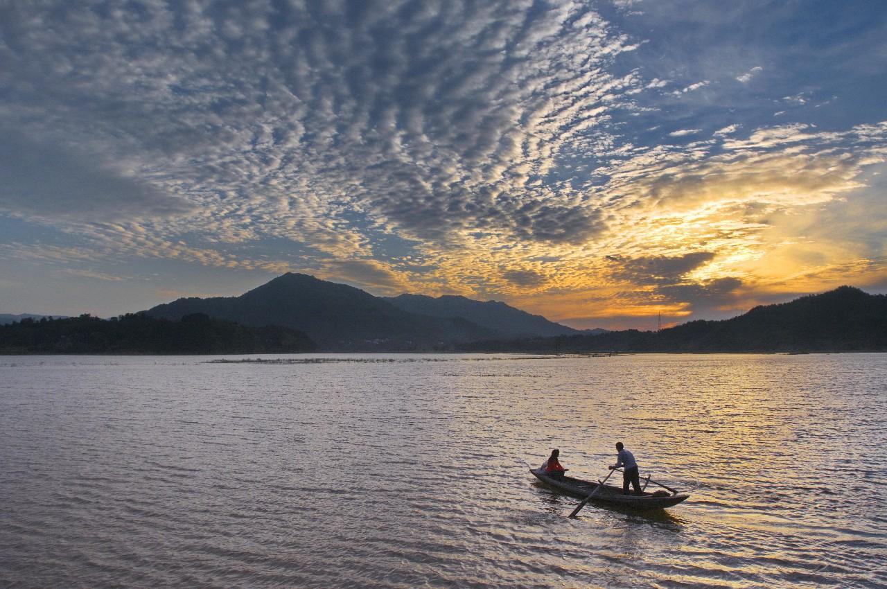 安慶太湖風景圖