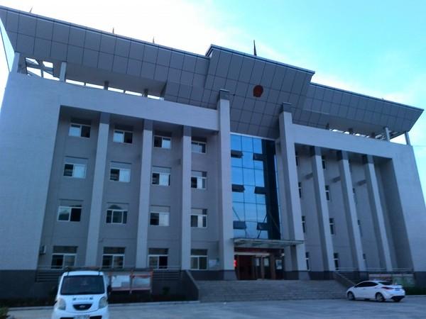天华镇政府大楼