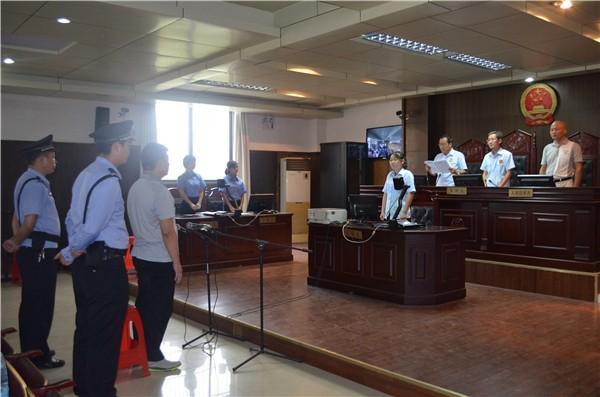 10.10舒城县检察院移送三起案件获集中宣判.jpg