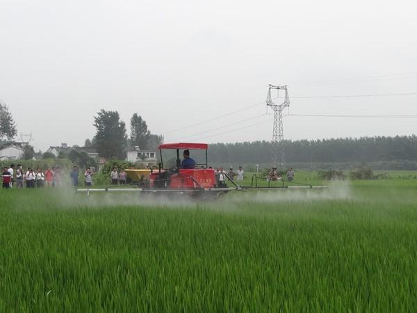 肥西县新型职业农民植保员培训班在三河镇举办 (2).jpg
