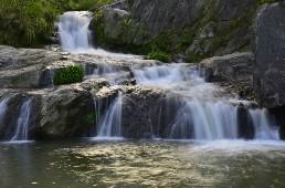 九井溪百禾瀑布