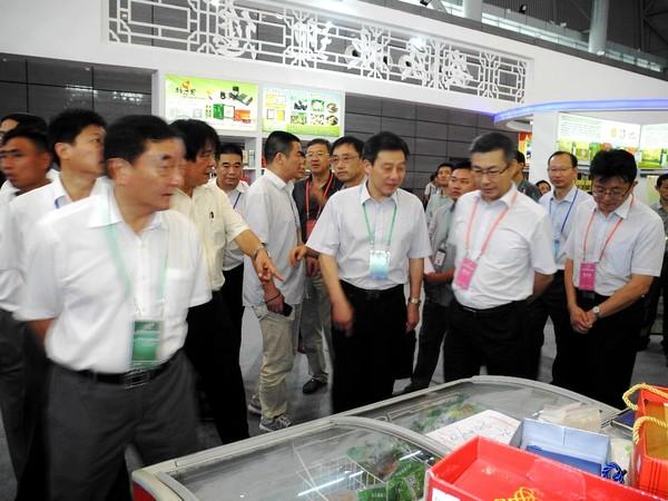 太湖县参加2016合肥农业产业化交易会成果丰硕