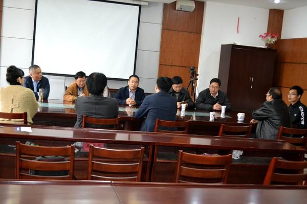 安徽微微集团来太湖县考察肉牛养殖