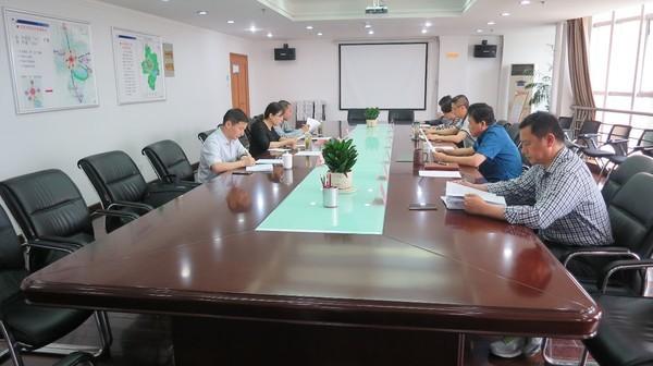 县委常委、组织部长、统战部长宣丽玲调研指导桃花工业园党组织标准化建设