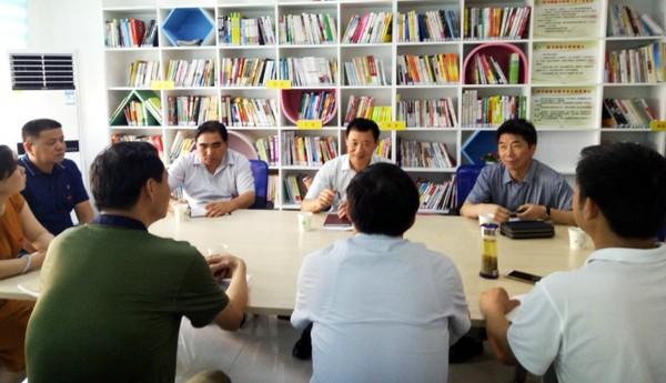 省委办公厅领导到东园社区调研党建工作1.png