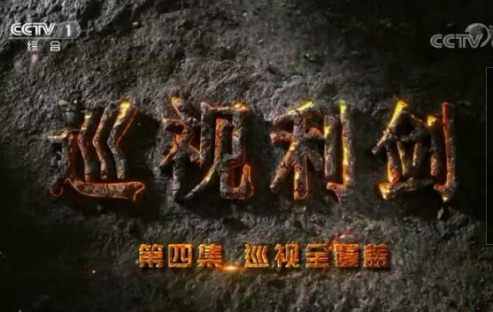 《巡视利剑》 第四集 巡视全覆盖