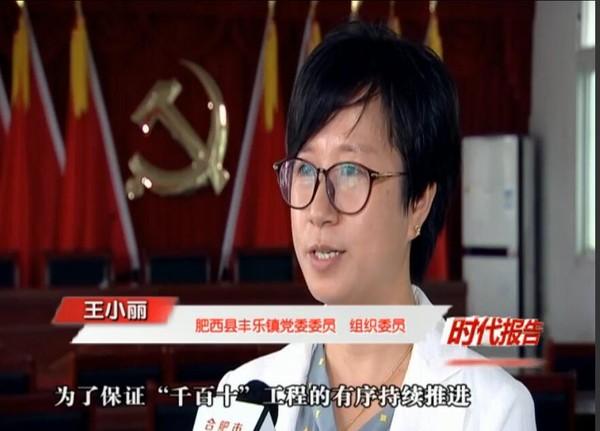 """丰乐镇""""千百十""""党建工程"""
