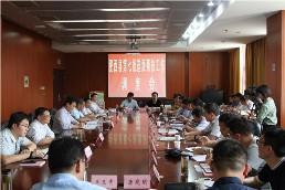 肥西县第七批选派帮扶工作调度会召开