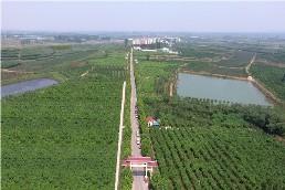"""官亭镇""""党建+""""促进绿色发展"""
