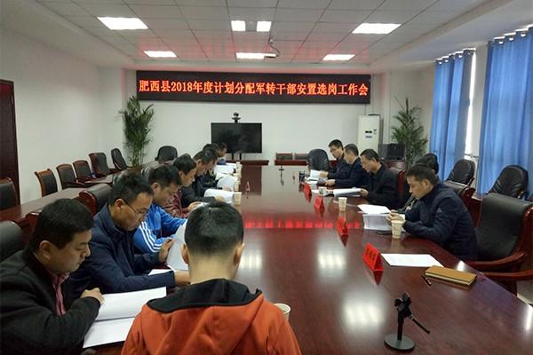 肥西县2018年度计划分配军转干部参加安置选岗-副本.jpg