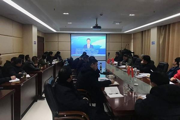 """县农业农村局""""三个一""""严把""""春节""""廉政关"""