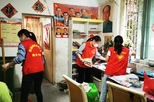 桃花镇顺和社区:志愿帮扶 助力脱贫攻坚