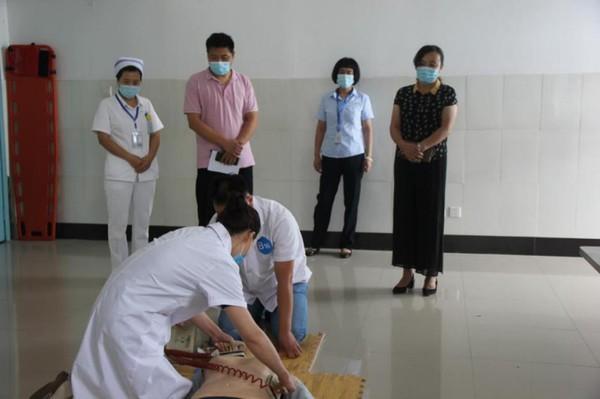 太和县举办2020年临床技能大赛