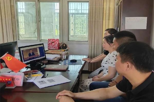 肥西县山南镇:抓好万村网页建设 巩固党建宣传阵地