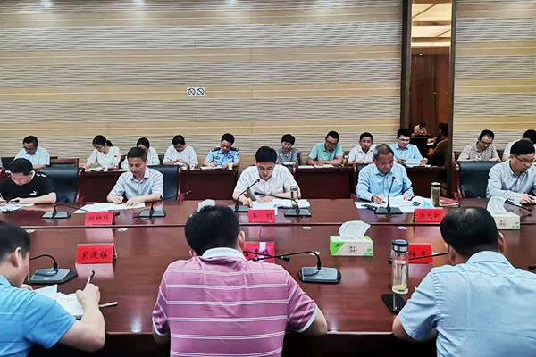 肥西县召开全县出席市第十二次党代会代表选举工作部署会