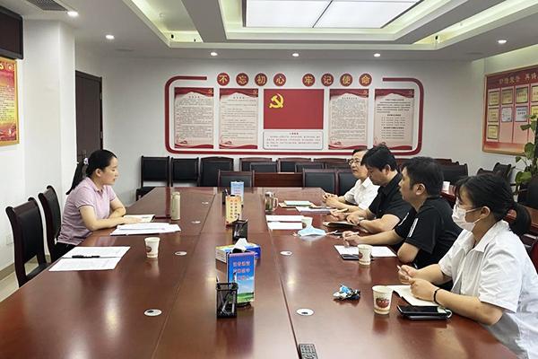 县直工委开展县直机关派驻非公企业和社会组织党建工作指导员年度考核工作