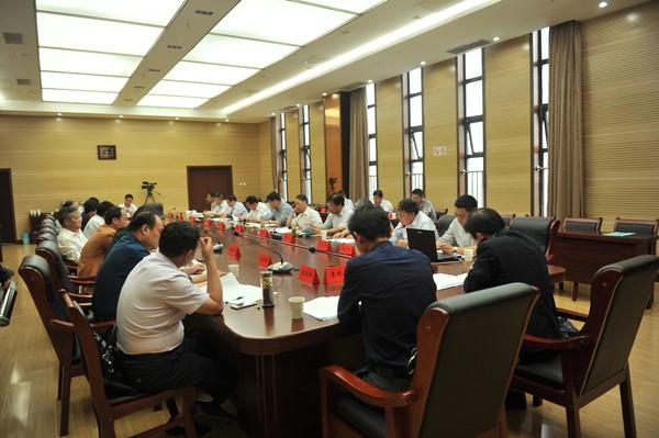 县农委2016年提案办理工作见面会召开