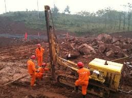 地质爆破工程
