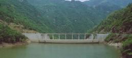 安徽潜山雷公井水电站