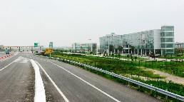 蚌明高速服务区工程