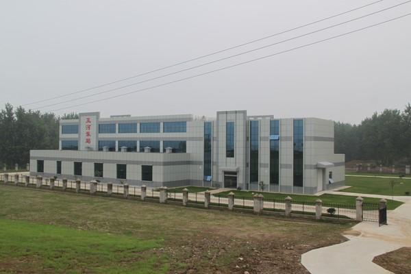 五河泵站工程