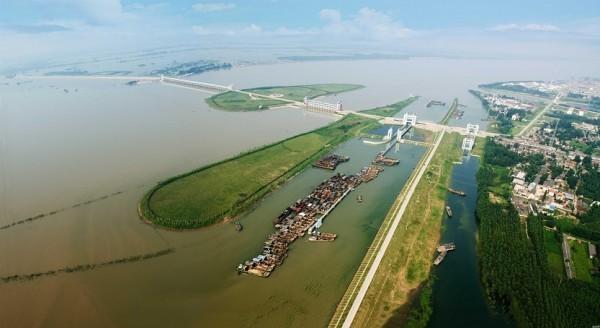 臨淮崗洪水控制工程
