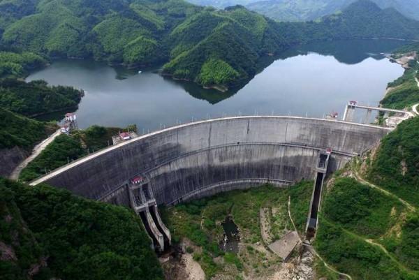 磨子潭水庫