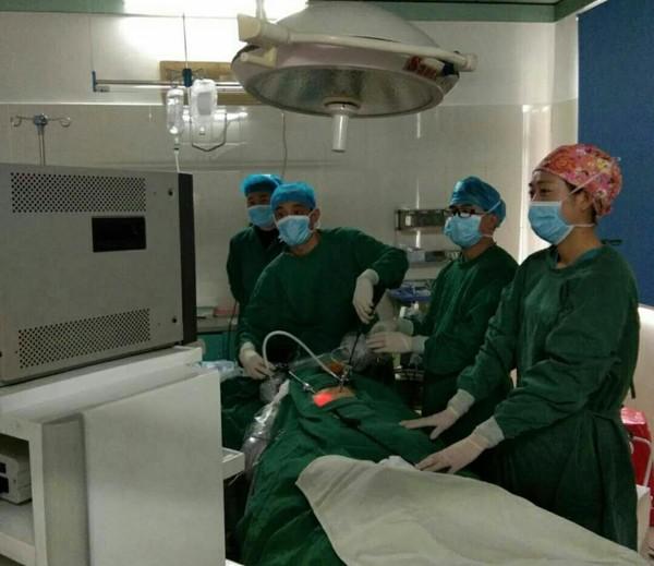 中医院外科:微创又上新台阶 再为患者添福音1.jpg