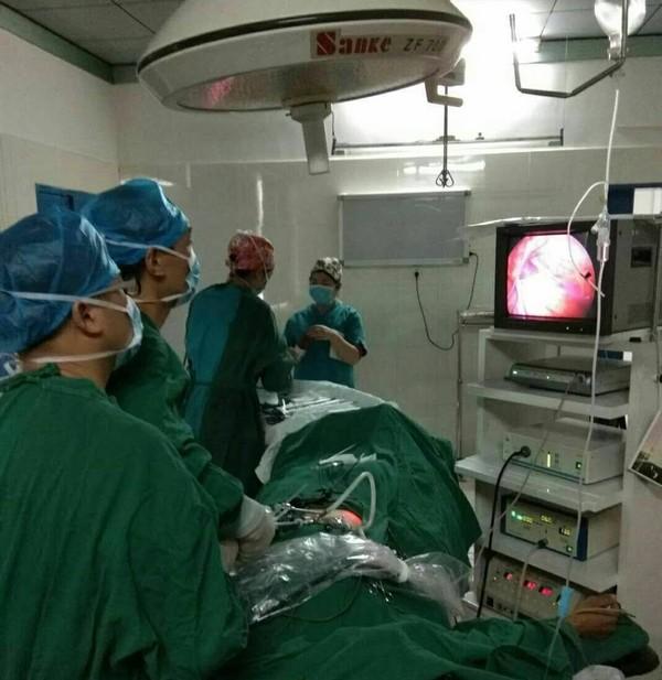 中医院外科:微创又上新台阶 再为患者添福音2.jpg