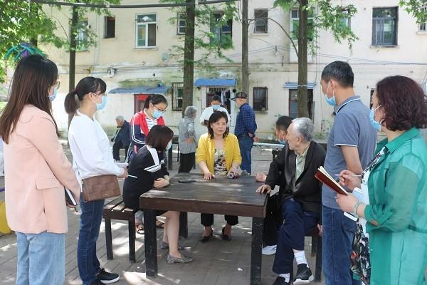 """蜀山区南七街道科企社区: """"梧桐邻语""""唠出小区幸福家园"""