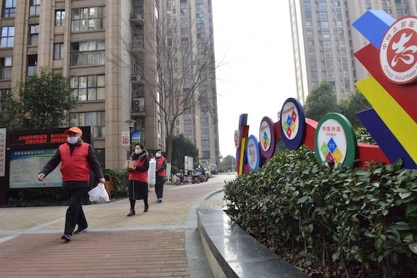 图4:兴民社区红色管家开展红色代办服务.JPG
