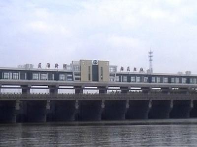 茨淮新河插花樞紐加固工程